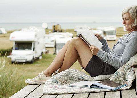 Camping an der Nord und Ostsee