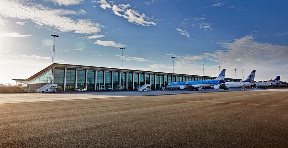 Aalborg Flughafen