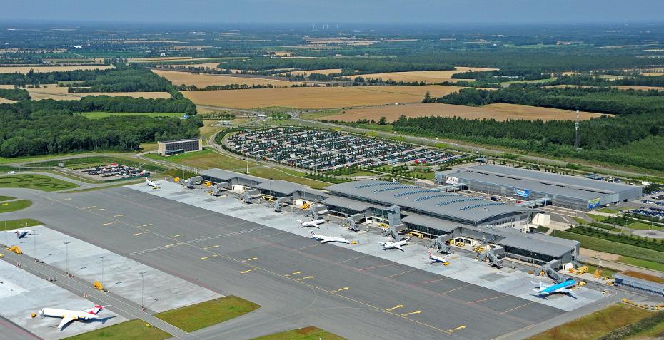 Flughafen Billund
