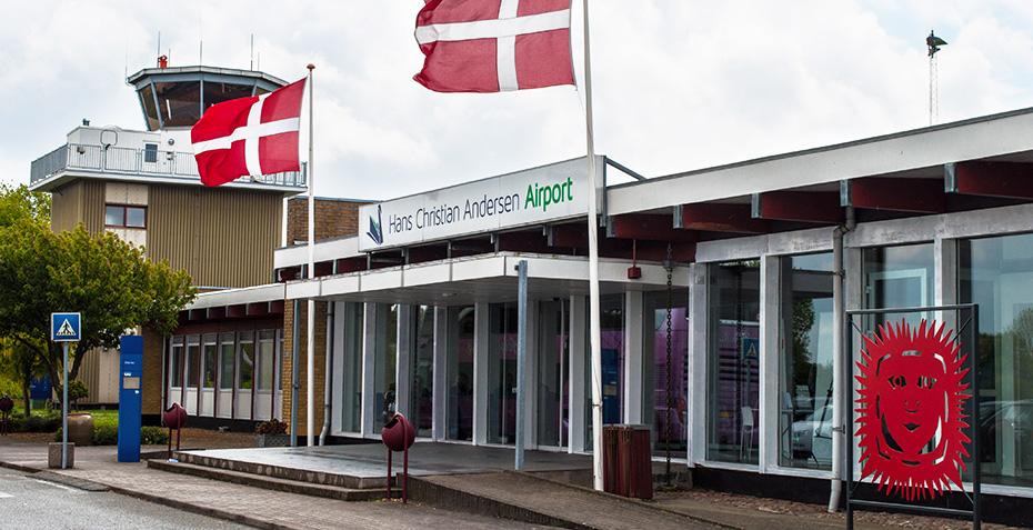 Odense Flughafen