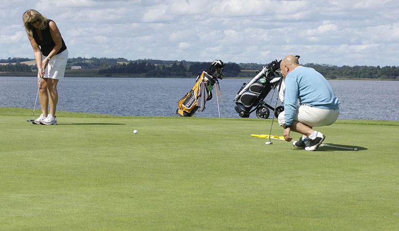 Golf Kleidung in Dänemark
