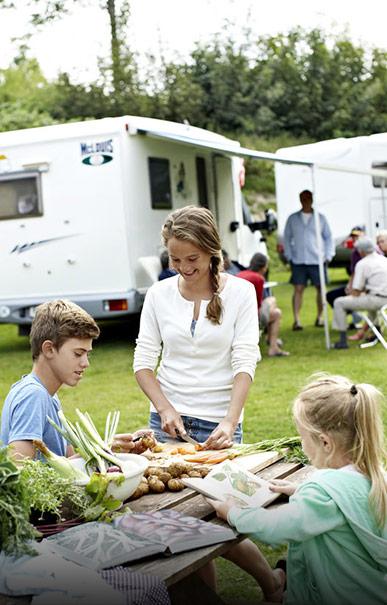 Campingplatz in Dänemark mit Kindern