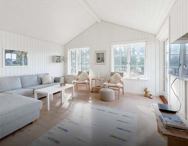 Ferienhaus in Hvide-sande